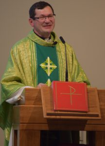 Fr. Mark's homily.